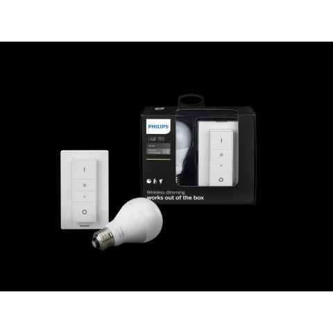 Philips HUE DIM kit žiarovka LED 1x9.5W A60 E27