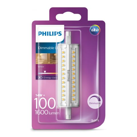 PHILIPS LED ŽIAROVKA R7S 14W/100W 3000K