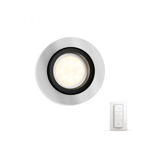 PHILIPS HUE MILLISKIN 50411/48/P7 + SWITCH