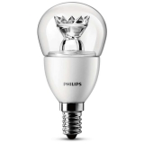 LED žiarovka PHILIPS 4W/25W E14 mini číra LOTUS TECHNOLOGY