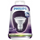 LED žiarovka PHILIPS 4,5W/45W GU10