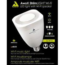 AwoX STRIIM LIGHT LED WHITE WIFI E27