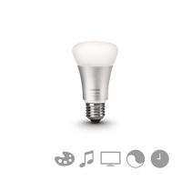 PHILIPS HUE Single bulb E27 White and color ambiance A19