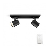 PHILIPS HUE RUNNER + DIMMER SWITCH 53092/30/P7