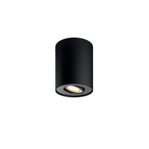 PHILIPS PILLAR HUE BLACK 56330/30/P8