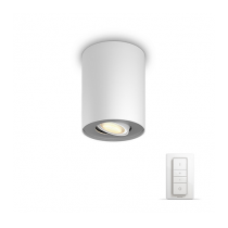 PHILIPS HUE PILLAR WHITE + DIMMER SWITCH 56330/31/P7