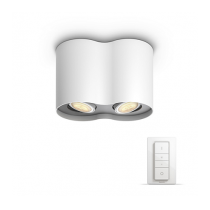 PHILIPS HUE PILLAR WHITE + DIMMER SWITCH 56332/31/P7