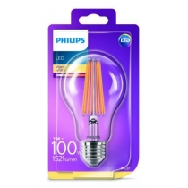 PHILIPS LED E27 11W/100W 3000K FILAMENT