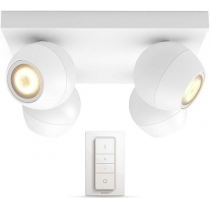 PHILIPS HUE BUCKRAM 50474/31/P7 + SWITCH