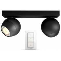 PHILIPS HUE BUCKRAM 50472/30/P7 + SWITCH