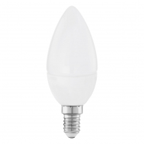 LED žiarovka E14 C37 5,5W=40W 470lm 3000K DIMMABLE