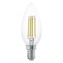 LED žiarovka E14 C35 3,5W=30W 350lm 2700K DIMMABLE