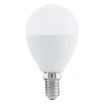EGLO CONNECT LED žiarovka E14 P50 5W=40W 400lm RGB