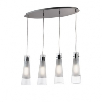 IDEAL LUX KUKY CLEAR 023038