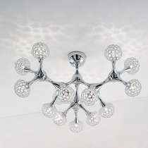 IDEAL LUX NODI CRYSTAL 093512