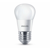 PHILIPS LED ŽIAROVKA 4W/25W E27 WW 230V P45 FR ND